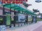 智能候车亭材料_城市候车亭建设_订做候车亭方案